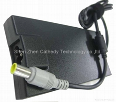 laptop adapter charger 20V4.5A 8.0*5.5 yellow for LENOVO