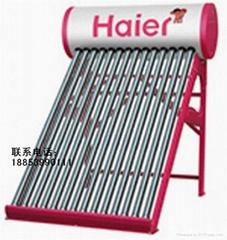 海尔太阳能热水器彩钢系列