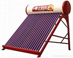 香港太阳雨太阳能热水器批发