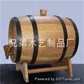 木制酒桶 1