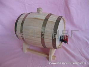 橡木桶 1