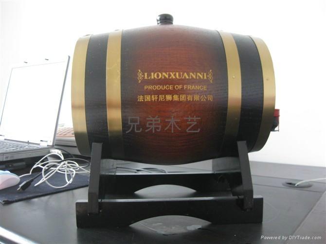 木制酒桶,橡木桶 1
