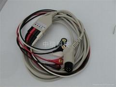 迈瑞PM9000导联线