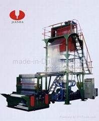 Plastic film blowing machine Z70x28-1600-2200