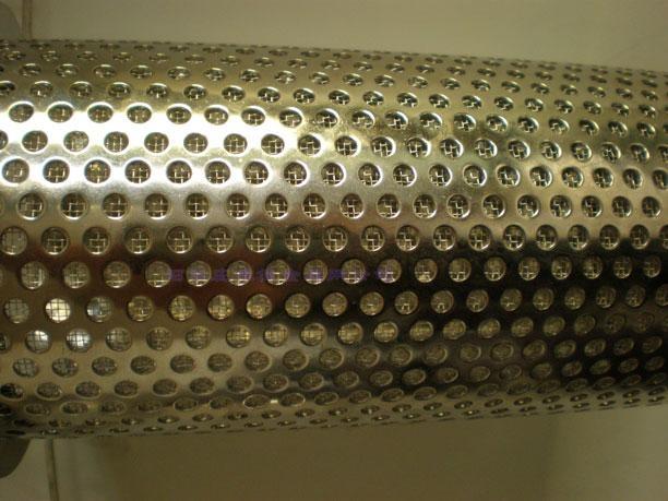 Perforated Metal Sheet Sx Pms Sanxing China