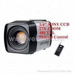 27X ZOOM Camera