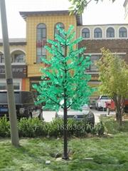 新疆led發光樹燈