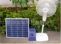50W太阳能独立系统