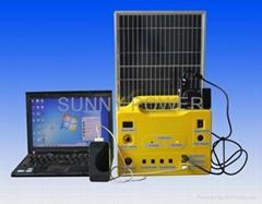 smart solar home system