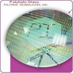 Polyholo™ Glass –Holographic glass/Film