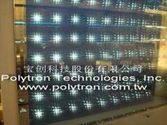 Polylens™ Glass--Innovative Sparkles