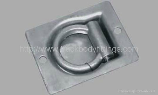 Cargo tie down rings 3