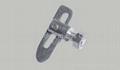 Drop lock pin 2