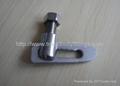 Drop lock pin 4