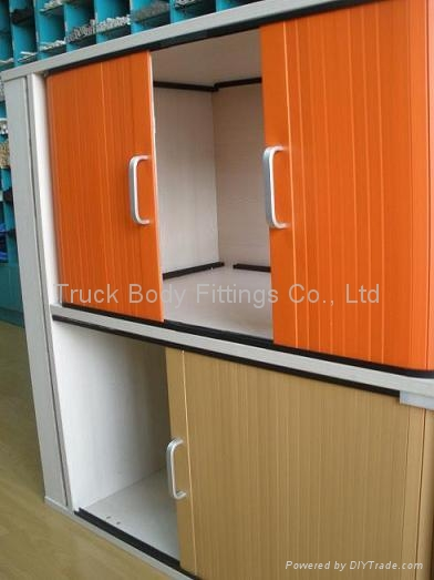 Roller Doors Product : Cabinet roller shutters  tbf china