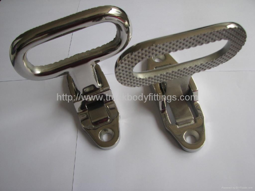 Folding grab handle 3