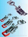 Toggle fasteners and hooks 5