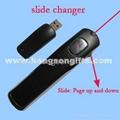Slide Changer/Powerpoint Laser Presenter