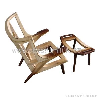 ... Hans J. Wegner Papa Bear Chair 5