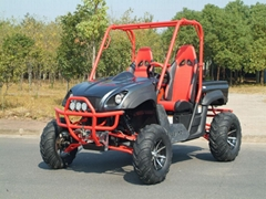 Long Travel racer  UTV-500CC 2seats 4WD EEC&EPA approved wider utility vehicle