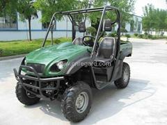 4× 4 utility vehicle --500cc 2-4seats EEC&EPA approved utv