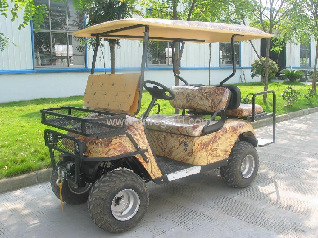 HUNTING CARTS--golf carts 1