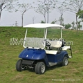 4seats (2+2)RGE500B  Golf car with CE approved 1