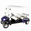 Electric golf car with CE approved  4