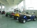 Electric golf car with CE approved  4 seats 5