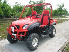 600cc EFI Utility vehicle /farm cart/4×4UTV