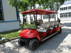 6 seater golf cart -RGE500T