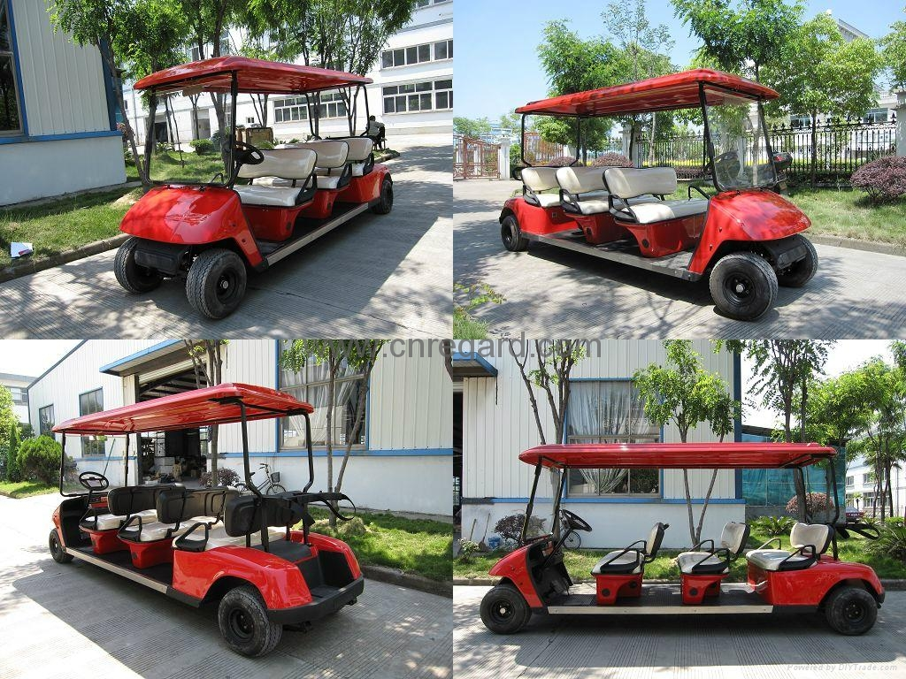 6 seater golf cart -RGE500T  3