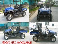 500cc UTV EFI Available