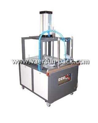 蓬松物压缩包装机 1