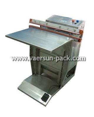 化工颗粒外抽式充氮包装机 1