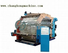4 Colors PP Non-Woven Fabric Flexographic Printing Machine