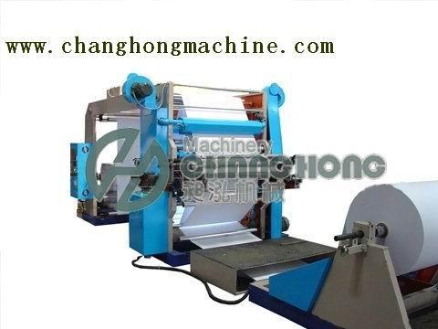 2 Color Film Flexo Printing Machine(CH802) 5