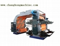 High Speed 4 Color Non Woven Flexo Printing Machine(CH884) 2