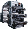 High Speed 6 Color Non Woven Flexo Printing Machine(CH886) 2