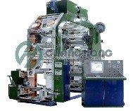 High Speed 6 Color Non Woven Flexo Printing Machine(CH886) 5