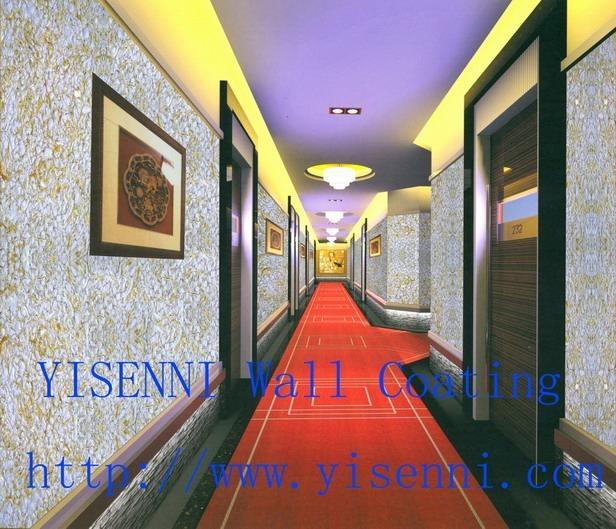 Interior Wall Materials Wall Finish Wall Coating Wall Sticker Wallpaper Yisenni E 005