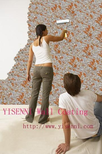 wallpaper wood. Wall finish Wallpaper Wood