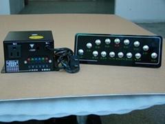 足疗电视全功能控制面板