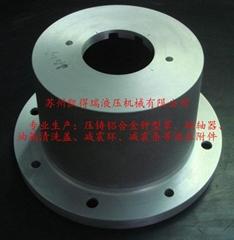 供应铝合金钟型罩