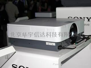 索尼投影機 3