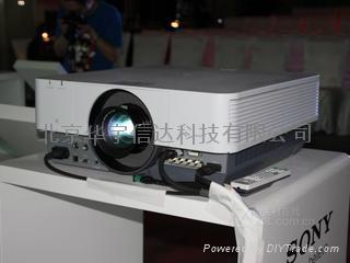 索尼投影機 4
