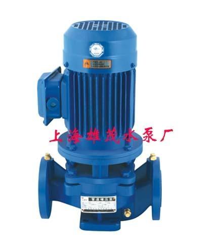 IRG热水管道泵 1