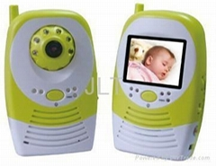 2.5''LCD wireless baby monitor