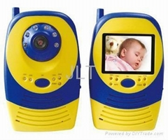 2.4''wireless baby monitor