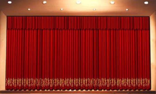 戏剧舞台布景 婚礼布景 牛槽养鱼布景图片 水族箱布景